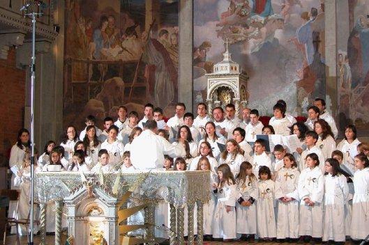 repertorio prima rassegna di cori diocesani 2006