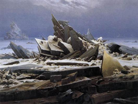 Caspar-David-Friedrich-The-Sea-of-Ice